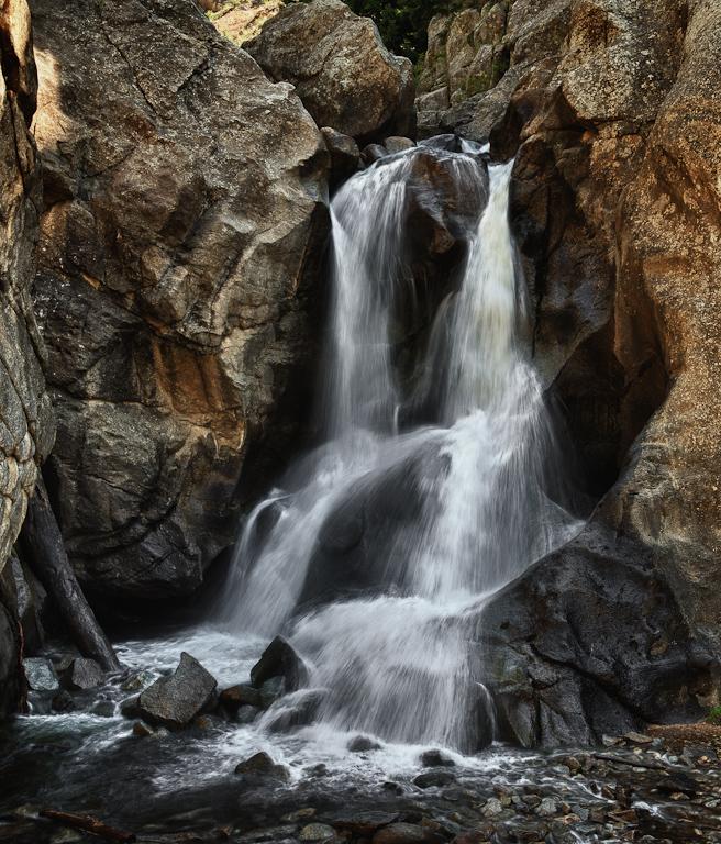 Boulder Falls #2