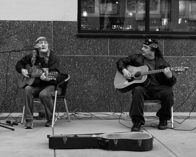 Street Performers, Downtown Fort Collins