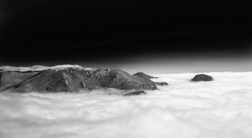 Title: Clouds at Rocky Mountain National Park Photographer: C. L. Getchius